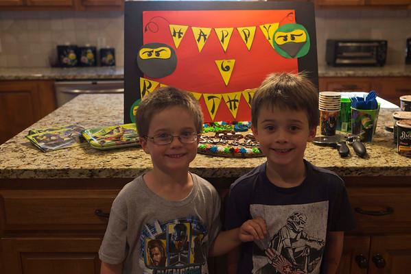 A Party for Sam & Liam