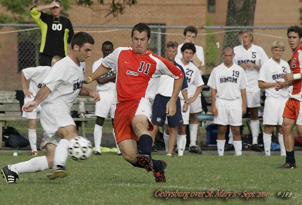 Gettysburg College Soccer
