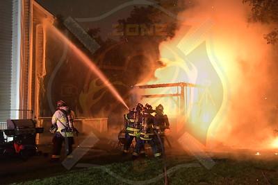 East Farmingdale Fire Co. Signal 13  Jefferson St. 7/5/19