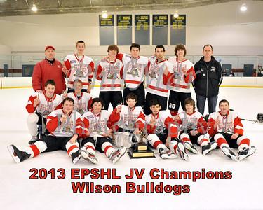 EPSHL JV Championship - Wilson vs Twin Valley