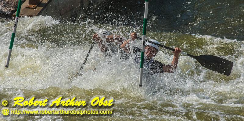FAV Obst Images of 2014 Worlds 'Deep Creek' Canoe Kayak Slalom Whitewater (USA MD McHenry)