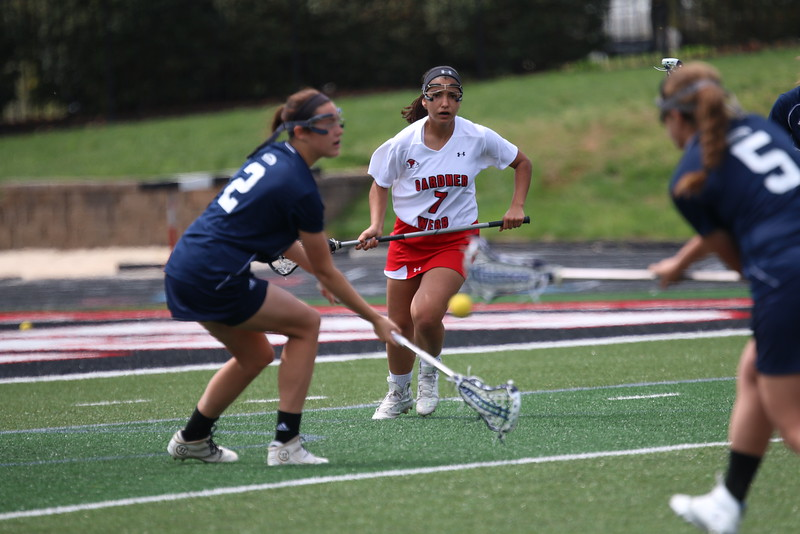 Womens Lacrosse hosted Longwood University Sunday Afternoon in Spangler Stadium