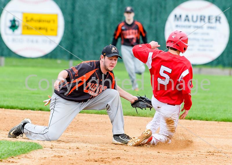 Marshfield Baseball 2016-17