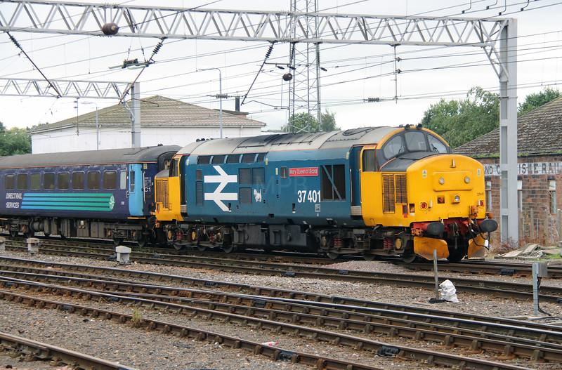 3) 37 401 at Carlisle on 5th September 2016
