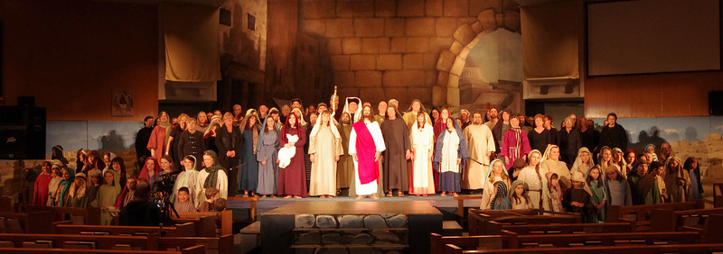 St Andrew Church - Passion Play (2013)