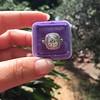 2.85ct Antique Cushion Cut Diamond Halo Ring 57