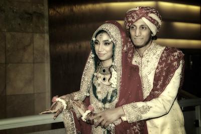 Zaki & Arooge Wedding