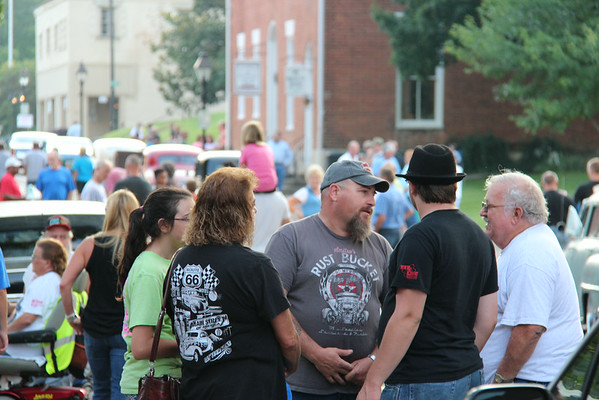 2014,  Chamber's Cruise In  August