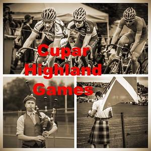 Cupar Highland Games