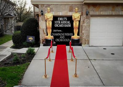 10th Annual Oscars Bash!