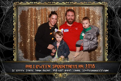 Halloween 2018 with State Farm