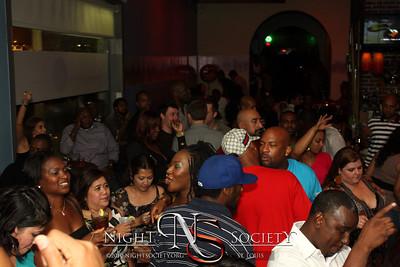 DJ Needles Presents Funkin Right at Lola 8-13-2011