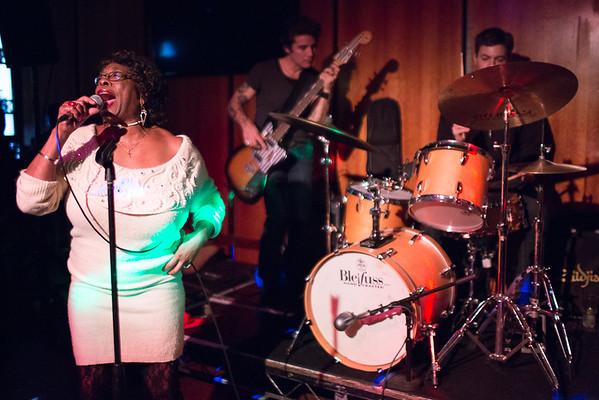 Lady Dottie & The Diamonds @ Park & Rec - 1.3.16