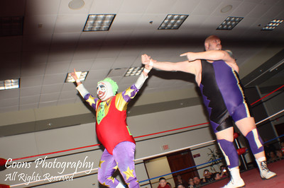 TRP 2/19/11 - Sonny Goodspeed with Marshall McNeil vs Doink