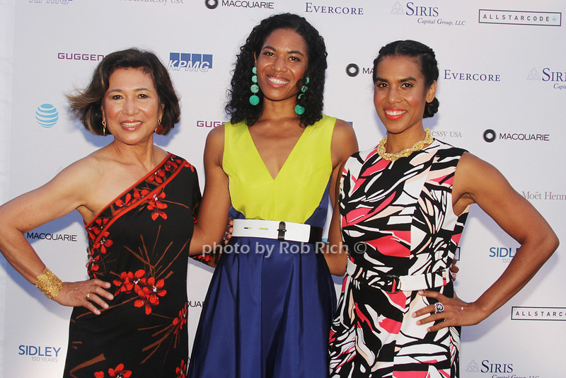 All Star Code's 3rd.Annual Summer benefit at the private residence of Loida Lewis  in East Hampton on August 6, 2016.  photos by K.Doran for  Rob Rich/SocietyAllure.com © 2016 robwayne1@aol.com 516-676-3939