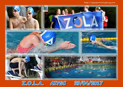 AIYSC @ ZOLA Antwerp  29/04/2017 (deel 2: NM)