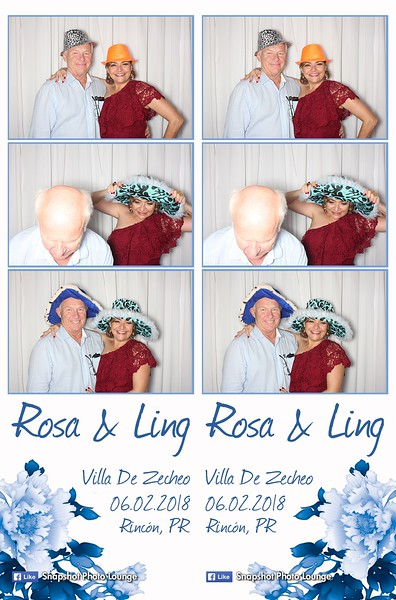 Rosa & Ling's Wedding  - June 2nd, 2018