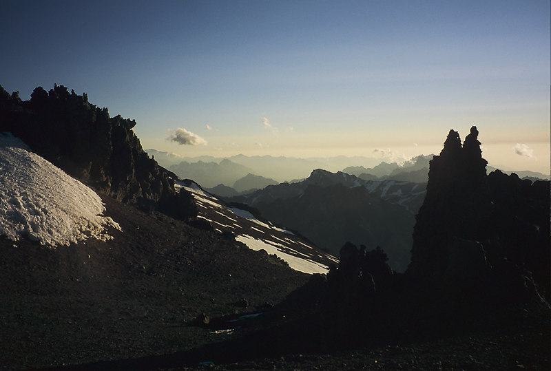 From Aconcagua