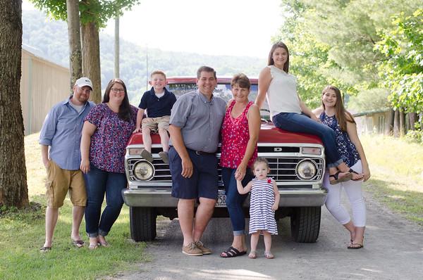 Decker Family 2018