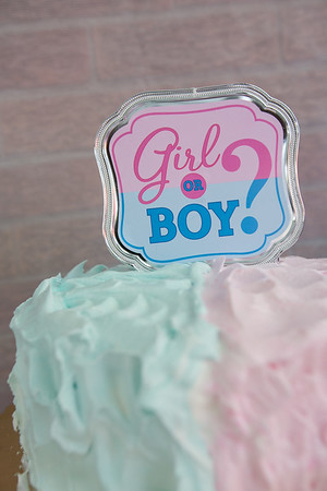 Tracy Baby Reveal