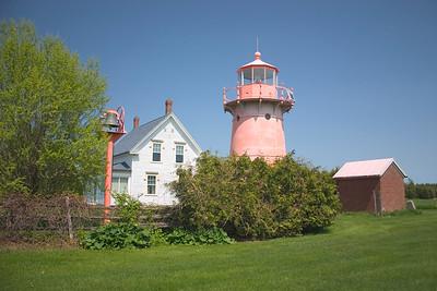 Isle la Motte Lighthouse