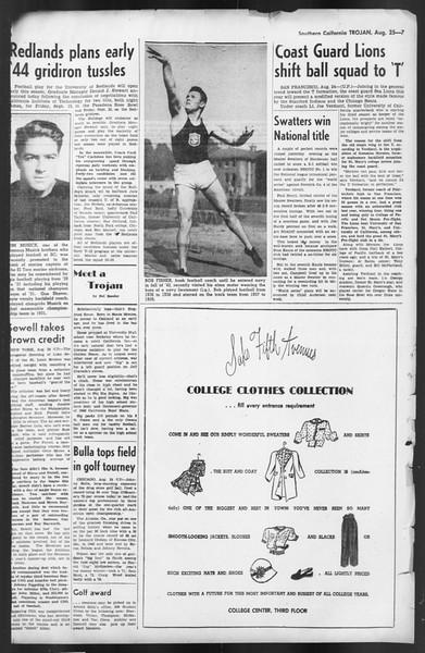 The Trojan, Vol. 35, No. 155, August 25, 1944