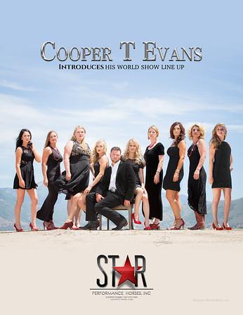 Cooper Evans