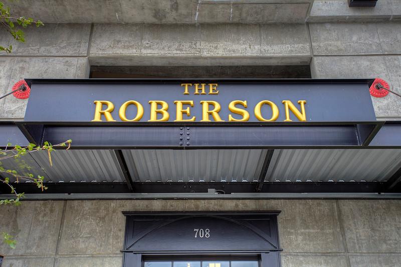 Sloan Hunter - Roberson Condo # 503