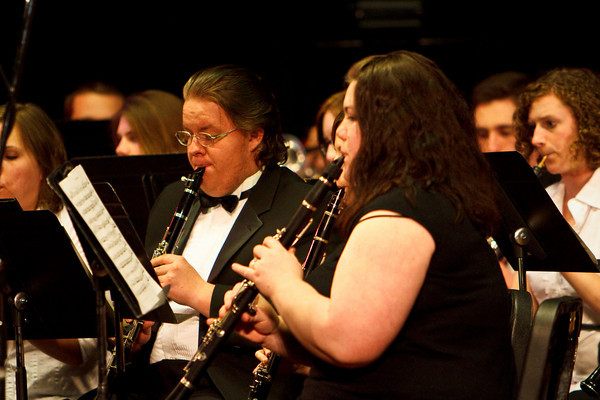 Spring Band Concert (03-29-10)