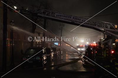 20140301 - Huntington - Building Fire