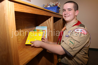 Bristol Hospital - Boy Scout Book Case Presentation - July 2, 2009