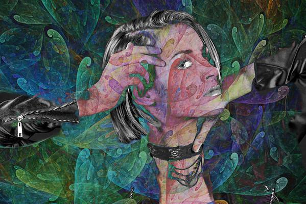 Concept Portraits - Jennifer Jones the Model