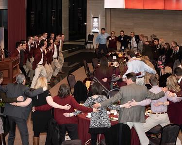 February 2019 - Endowed Aggie Ring Scholarship Dinner
