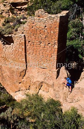 Hovenweep National Monument - Hiking - Utah/Colorado Border