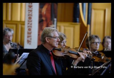 Repetitie salonorkest 11-01-2015