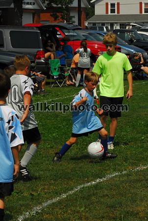 Team 5 Silver vs Team 6 Colonial - 12:30 - 9-22-07