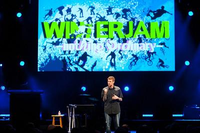 Winter Jam - February 1, 2012