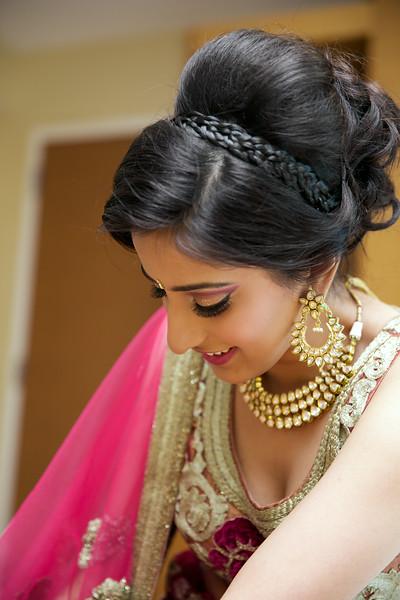 Le Cape Weddings - Indian Wedding - Day 4 - Megan and Karthik Getting Ready II 31.jpg