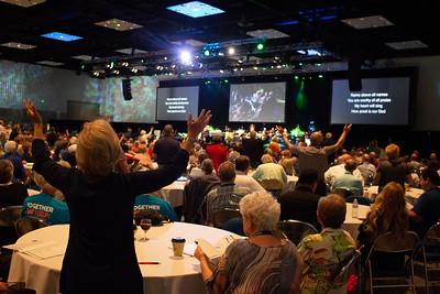Opening Worship: June 12