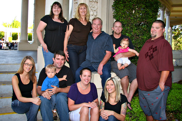 Jennings Bell Family Portraits