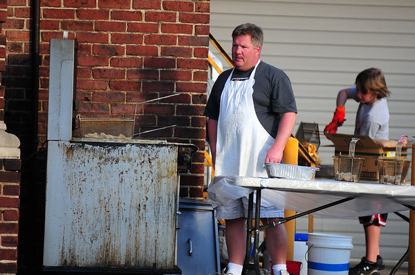 2012 John XXIII Fish Fry