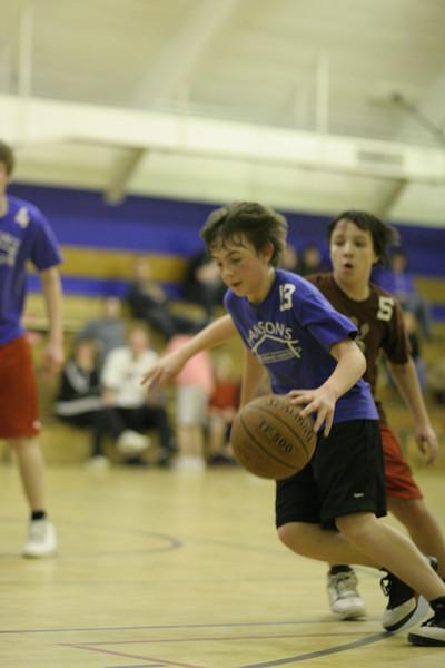 2010 Boys BB 7-8th Grade Game #8