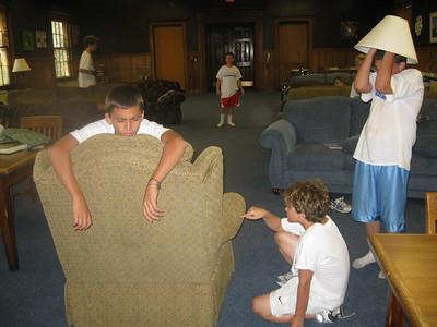2009 MSC 1- Afternoon Activities 2