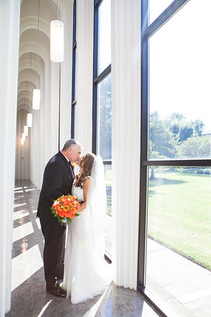 Christie & Eric Wedding '14