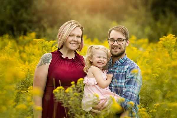 Alecia and Family 2021