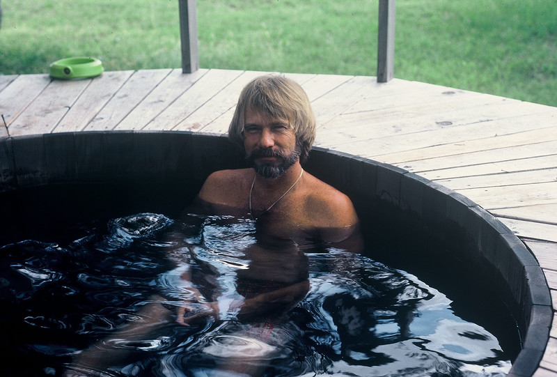 Don in Hot Tub