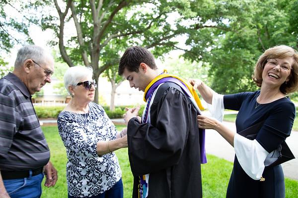 Noah Graduation