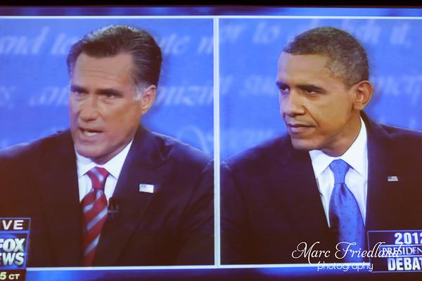 3rd Presidential Debate Watch-2012