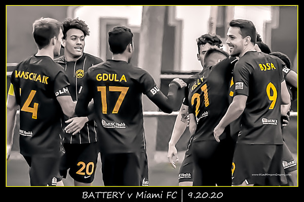 BATTERY v Miami FC