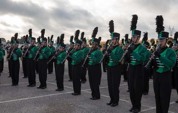 2016-10-15 PESH/Pre-UIL Marching Contest